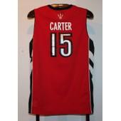 Maillot Trikot Jersey Nba Basket Basketball Vince Carter Toronto Raptors M