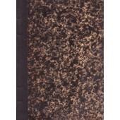 Cinqui�me Table Alphabetique De Cinq Ann�es Et R�pertoire Universel De La Jurisprudence Fran�aise (1902-1907) de J.Thesmar sous la direction de Alix JEAN