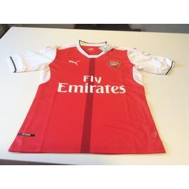 Maillot De Foot Arsenal Domicile Puma 2016/2017 Etat Neuf Taille S