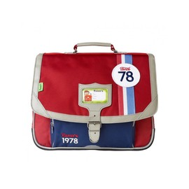 Cartable Gar�on Tanns Collector 38cm Rouge