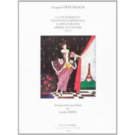 Extraits d'oeuvres pour Piano [Broché] by Offenbach J.