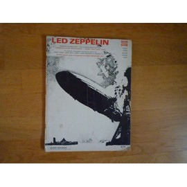 Partitions LED ZEPPELIN