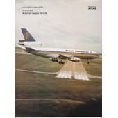 Les Avions D'aujourd'hui, Etats Unis : Mcdonnell Douglas D C 10-30 (Photo 23 X 29,5 Cm)