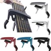 Capodastre Guitare Pince Folk Classique Acoustique Electrique