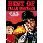 Best Of Italo Western (4 Discs) de Klaus Kinski/Gordon Mitchell