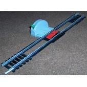 Rail Droit De Detelage Des Wagons