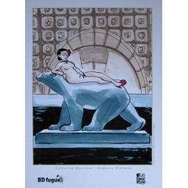 Ex Libris Moderne Olympia / Meurisse