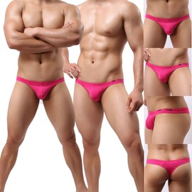 Sexy String Bikini Thong Sous-V�tements Pour Hommes,Cale�on Multicolor