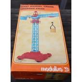 Grue Geante Manuelle Modulixo N� 377536 Vintage Mont Blanc