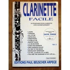 Clarinette facile
