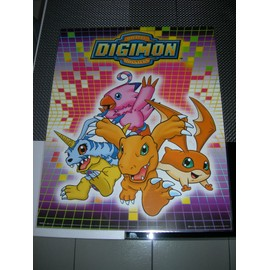 Poster G�ant (51x41cm) Digimon Digital Monsters (Neuf)