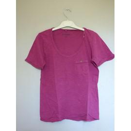 T-Shirt Jennyfer Coton M Rose
