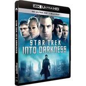Star Trek Into Darkness - 4k Ultra Hd de J.J. Abrams