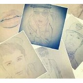 Portraits Au Crayon D'apr�s Photos