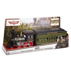 Planes - Train Transporteur Muir Disney Mattel