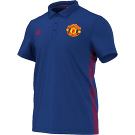 Polo Manchester United 3 Stripes
