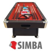 Table De Billard Mod�le Red Fire Full Optional