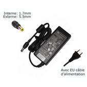 AC Adaptateur secteur pour Acer Aspire One 531h-0DGk 532h-2Db 532h-2Dr 532h-2Dr_W7616 532h-2Ds chargeur ordinateur portable, adaptateur