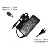 AC Adaptateur secteur pour Ac Adapter for Acer Aspire 5920g 5935g 6920g 7720z 7735g 7735z 7535g Ac Power Cord Laptop Battery Charger Plug chargeur ordinateur portable, adaptateur