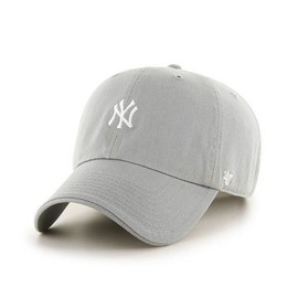 Casquette 47 Brand New York Yankees Centerfield 47 Clean Up Gris Clair
