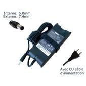 AC Adaptateur secteur pour DELL LATITUDE D420 D520 D600 D610 D820 X300 chargeur ordinateur portable, adaptateur