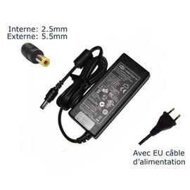 Occasion, AC Adaptateur secteur pour Fujitsu Siemens Amilo M3438 N3500 Pa 1538 Pro EF5 S7000 chargeur ordinateur portable, adaptateur