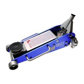 Occasion, BGS 2889 Cric hydraulique aluminium à double pompe 2,5 T 100mm - 460mm