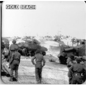 Militaria - Lot De 3 Sous-Bock Li�ge D.Day Gold-Beach - Omaha Beach Et Pegasus Bridge