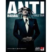 1 Place De Concert Rihanna Antiworld Tour 30 Juillet