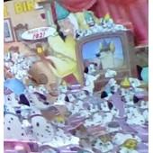 Carte Pop Shots Happy Birthday 101 Dalmatiens
