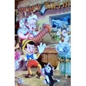 Carte Pop Shots Happy Birthday Pinocchio
