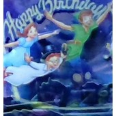 Carte Pop Shots Happy Birthday Peter Pan