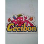 Magnet : Cecibon