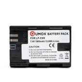 Batterie LP-E6N LP-E6 1865mAh pour Canon EOS 7D 70D 80D 6D 5D / 5DM2 / 5DM3 / 5DS / 5DSR