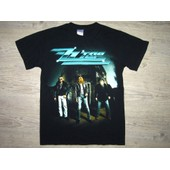 T-Shirt Hard-Rock Zz Top (Tourn�e 2010) Taille S