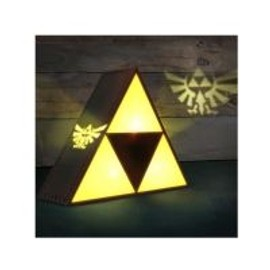Legend Of Zelda Lampe Triforce 20 Cm