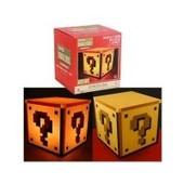 Super Mario Bros. Lampe Question Block 18 Cm