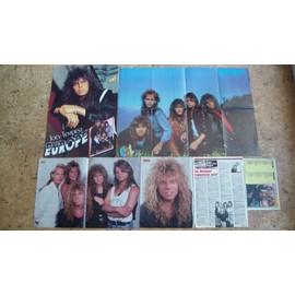 posters europe (joey tempest)