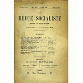 La Revue Socialiste Tome 20 N� 118 - Anniversaire De La Mort De Beno�t Malon � ***.L��Uvre Pacifique Au Dix-Neuvi�me Si�cle � �lie Ducommun.L��ducation Int�grale (L�Orphelinat De Cempuis) � ...