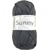 Coton � Tricoter Sunny 030 Anthracite