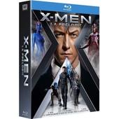 X-Men - La Pr�logie : X-Men : Le Commencement + X-Men : Days Of Future Past + X-Men : Apocalypse - Blu-Ray de Matthew Vaughn