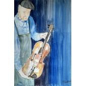 Aquarelle Le Luthier
