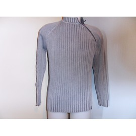 Pull Gris Marque Jules Taille M Tbe