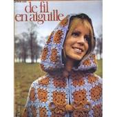 De Fil En Aiguille - N�22 - Smocks A La Mode - Tricot - Modele-Crochet - Crochet - Broderie - La Page Du Collectionneur - Jouets - Canevas - Coupe-Couture - Attention de COLLECTIF