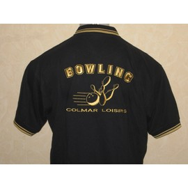 T-Shirt / Polo Bowling (Neuf) Taille L / Xl
