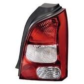 Feu Arri�re Droit Renault Twingo Ii Phase 1, 2007-2011, Rouge/Blanc, Neuf