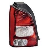 Feu Arri�re Gauche Renault Twingo Ii Phase 1, 2007-2011, Rouge/Blanc, Neuf
