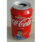 Canette Coca Vide Euro 2016 Anthony Martial