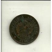 1 Centavo 1884 Argentine