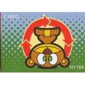 Kinder Les Animaux Renvers�s - Nv164 : Mini Livre Les Animaux Renvers�s - 2008